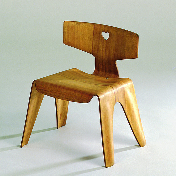 Children Chair, Eames