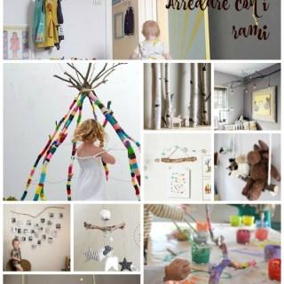 Con un ramo posso fare… 11 idee per arredare e decorare