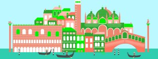 CITIES by Art Stories, un App per scoprire 5 città (e altre in futuro)