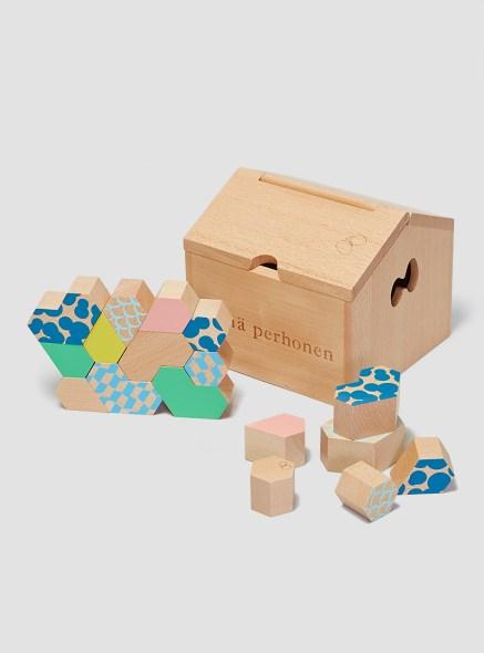 Tsumiki Building Blocks by Mina Perhonen.