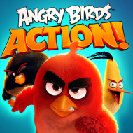 angry birds action app