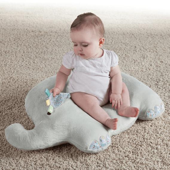 cuscino dalla nascita per bambini elefante