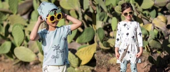 kukukukids moda bambini SS 2016