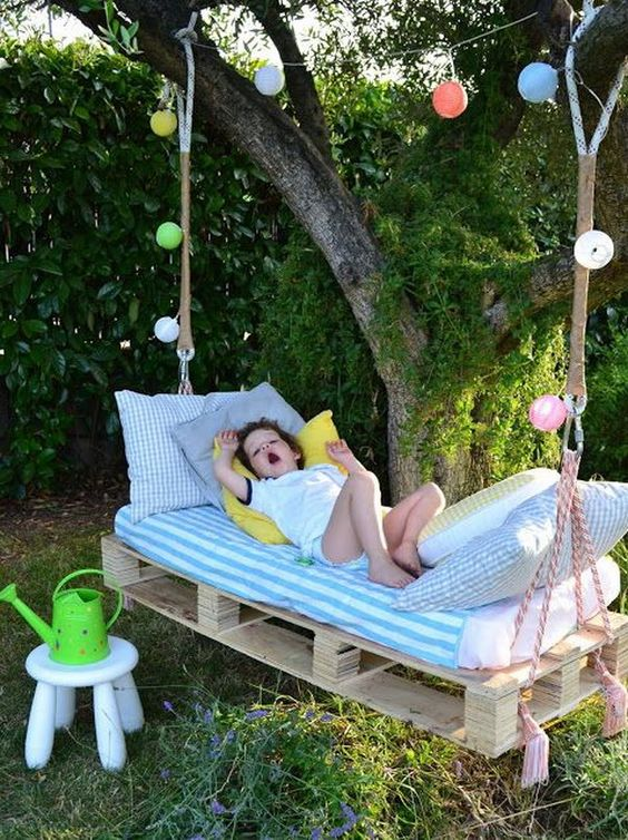 pallet swing mommodesign