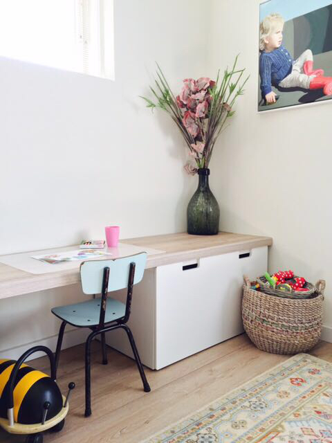 con&co ikea stuva desk hack