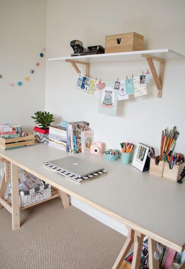 Ikea hack e scrivanie per bambini mercatino dei piccoli for Staccionata per bambini ikea