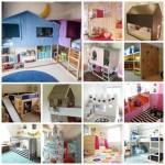 20 idee per trasformare il letto Kura di Ikea