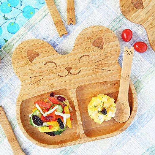 la boos piatto legno topolino