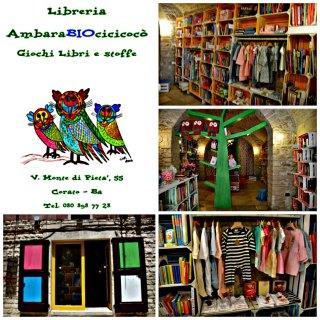 Libri e Stoffe: intervista a AmbarabaBIOcicocò