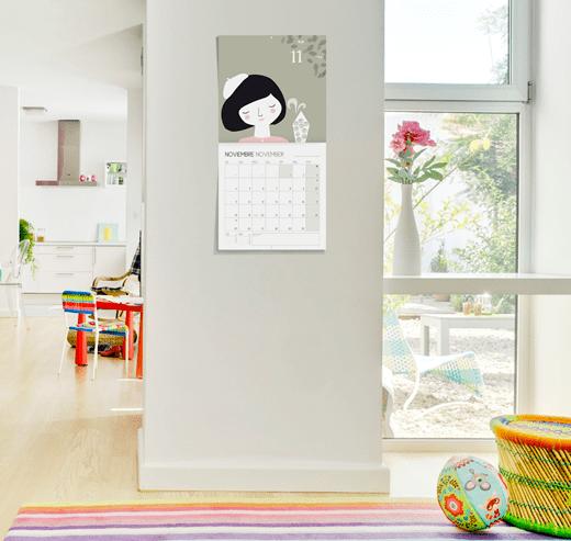 calendar paparajote