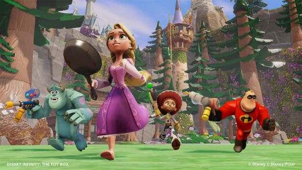 Disney-Infinity screenshot