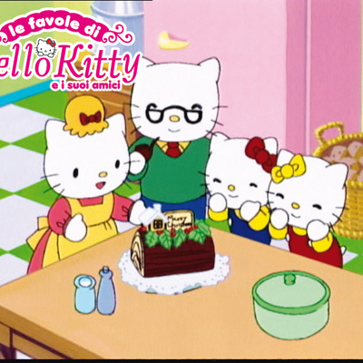 hello kitty family tales