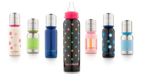 Org Kidz Bottle