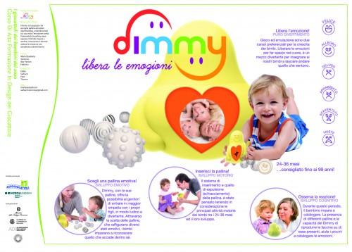 Dimmy. gioco emozionale