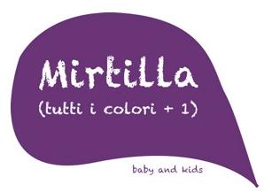 Mirtilla Abbigliamento Bambini