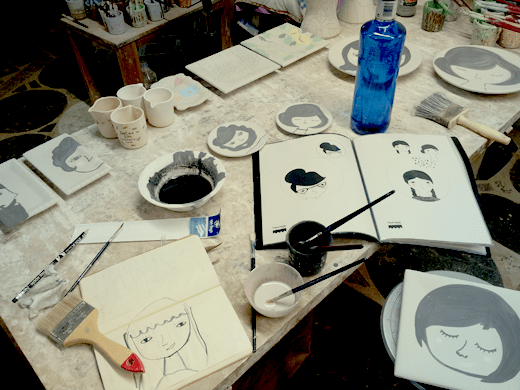 Ceramica Paparajote