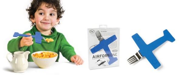 airfork one forchetta aeroplano