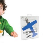 airfork one forchetta aeroplano
