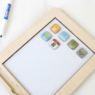 E per i più piccoli…anaPad. iPad analogico