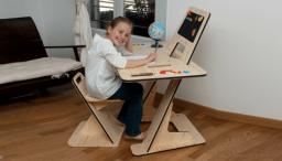 AZ Desk di Guillaume Bouvet