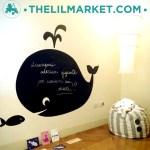 balena_lavagna adesiva gigante thelilmarket