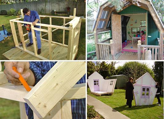 Casette Per Bambini In Legno : Casette in legno fai da te mercatino dei piccoli