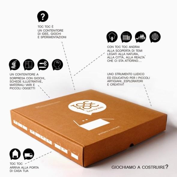 concept toc toc box for kids