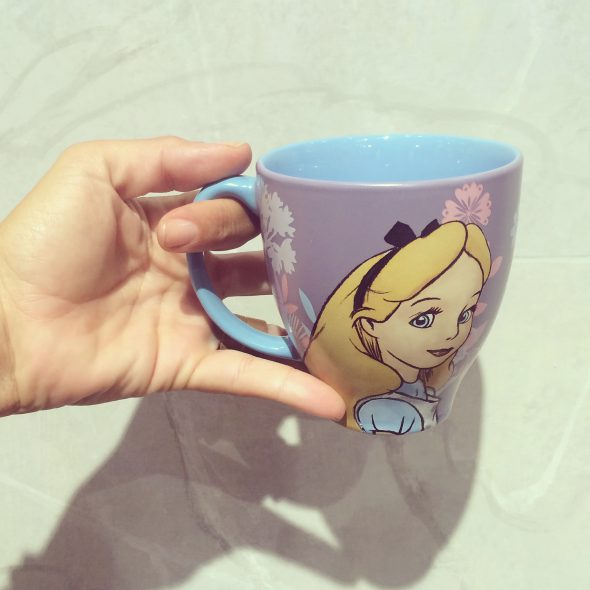 Mug Alice in Wonderland