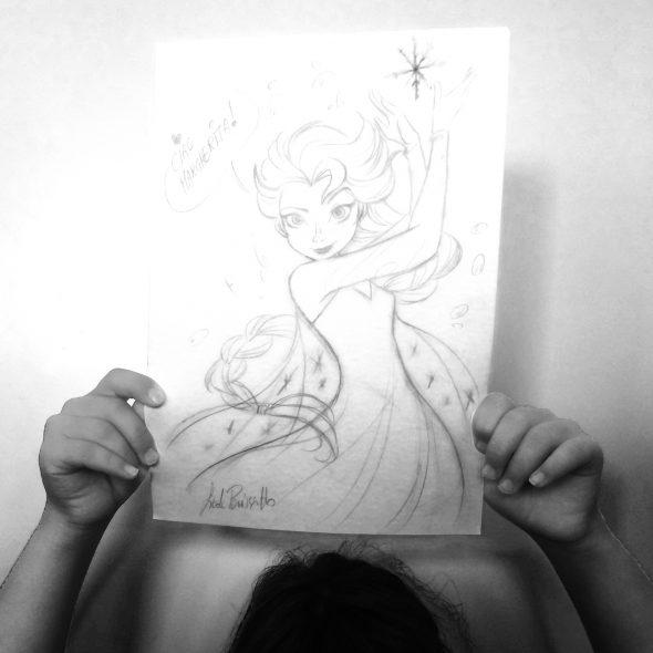 Elsa by Giada Perissinotto