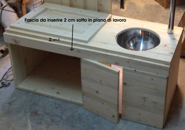 Cucine Giocattolo In Legno Usate.Guest Post Come Costruire Una Cucina Giocattolo In Legno Per I