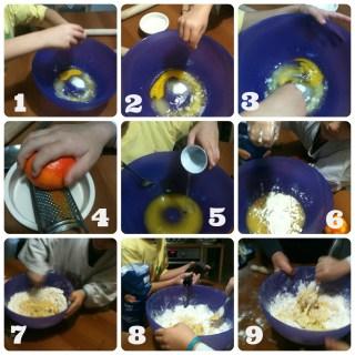Martedi grasso: prepariamo le frappe con i bambini!