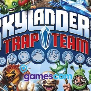 Alla GamesCom con gli Skylanders