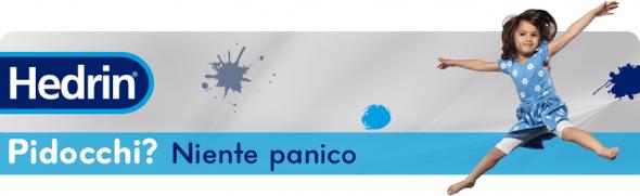 hedrin #pidocchinientepanico