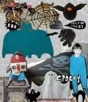 I'm not scared: Decorazioni per un Halloween da paura - Parte 02