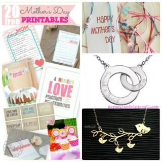 Piccole idee per la Festa della Mamma
