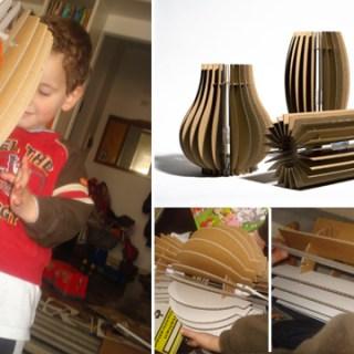 Come la lampada ecologica di design ti svolta la giornata e pure la casa!