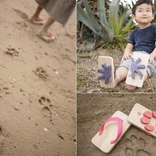 kiko ashiato sandali impronte