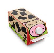 Ricicliamo le scatole con adesivi ecologici