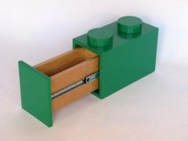 Cassetti lego ecologici mercatino dei piccoli for Lego giganti arredamento