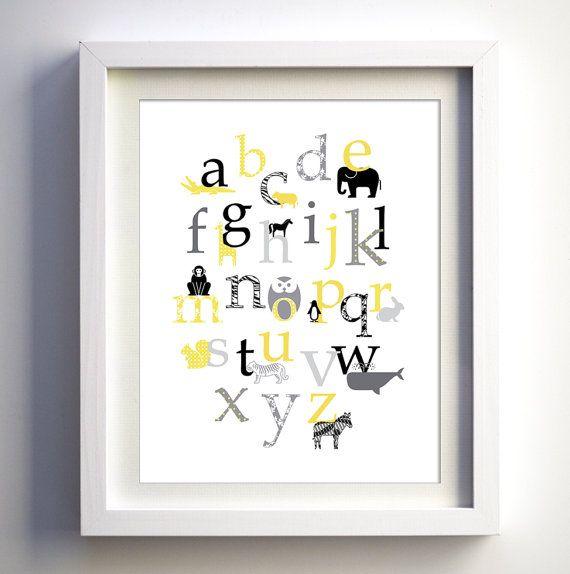 print art letters