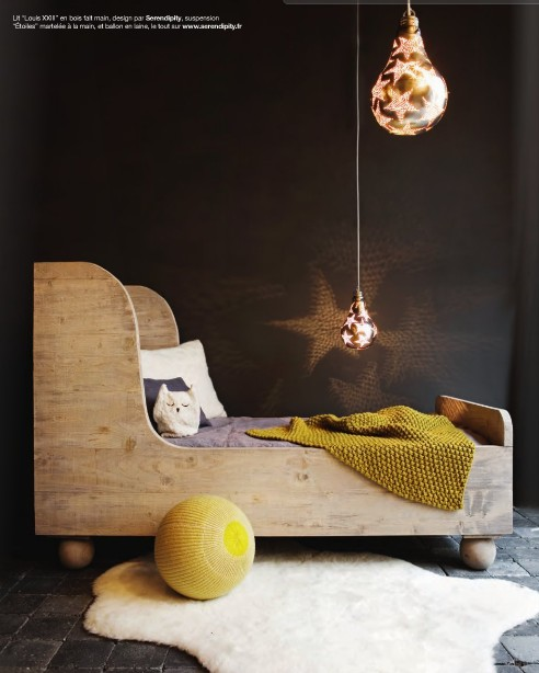 Letto Louis 22 di Serendipity http://www.serendipity.fr/