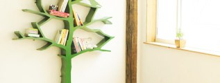 Rimettiamo a posto i libri…sull'albero