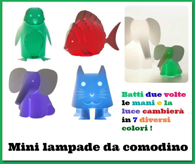 mini-lampade