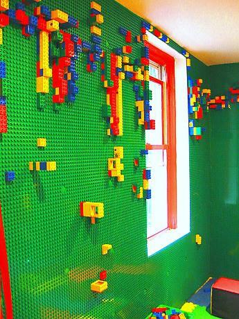 muro lego