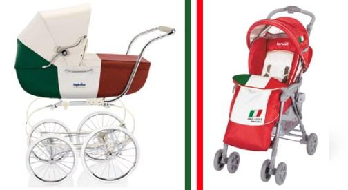 passeggino carrozzina 150 anni italia