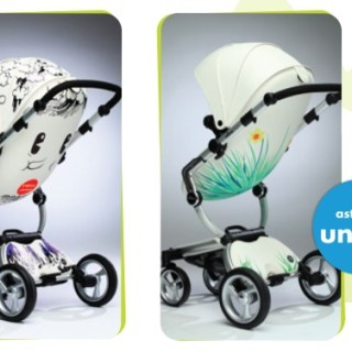 <!--:it-->Passeggini Mima Design all'asta per l'Unicef<!--:-->