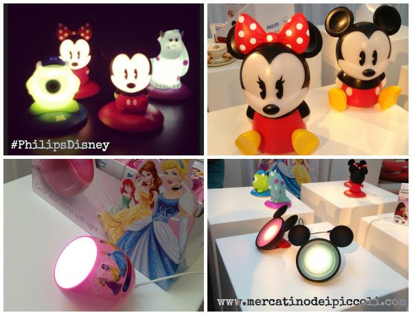 illuminazione Philips Disney