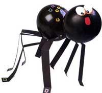 ragno palloncino
