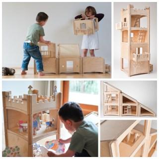 casa bambole modulare