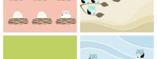 Hip Baby Art: stampe e tele per decorare la camera dei bambini